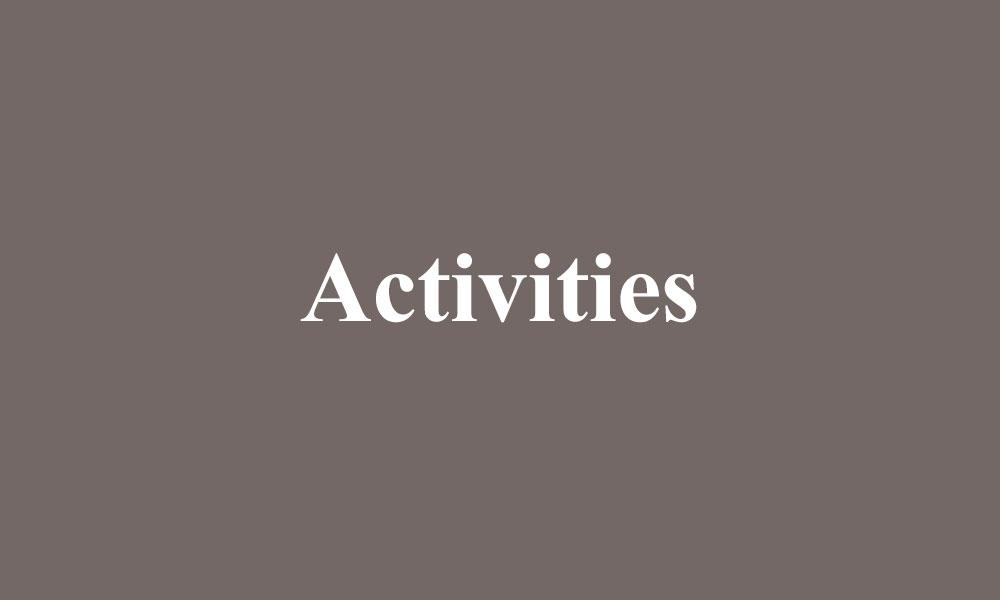Actividades00